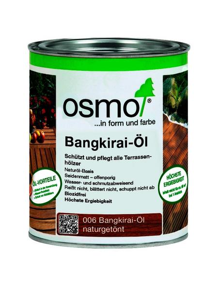 OSMO Terrassenöl, für außen, 0,75 l, natur, seidenmatt