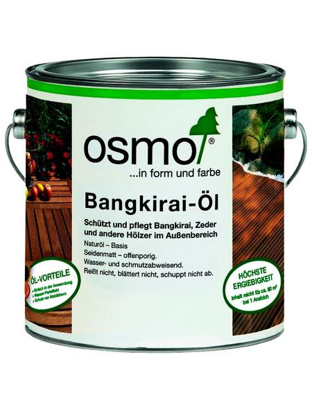 OSMO Terrassenöl, für außen, 2,5 l, natur, seidenmatt
