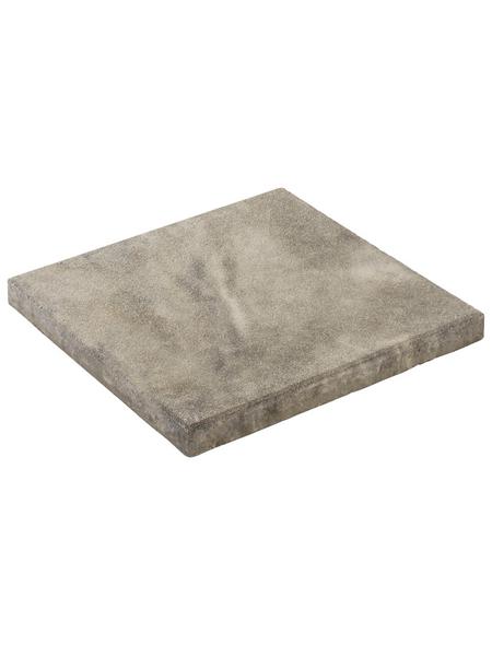 MR. GARDENER Terrassenplatte »Avola«, aus Beton, Kanten: gefast