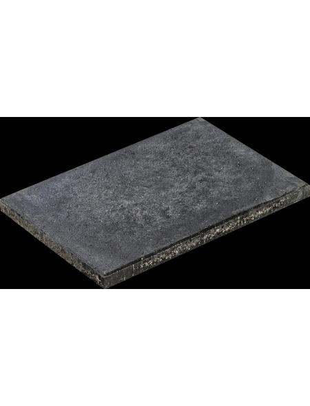 MR. GARDENER Terrassenplatte »Betonplatte«, aus Beton, Kanten: gefast