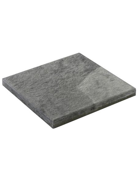 MR. GARDENER Terrassenplatte »Cuneo«, aus Beton, Kanten: gefast