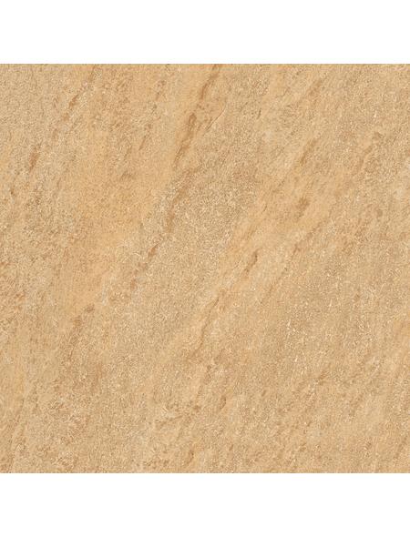 MR. GARDENER Terrassenplatte »Manhatten«, aus Feinsteinzeug, Kanten: rektifiziert