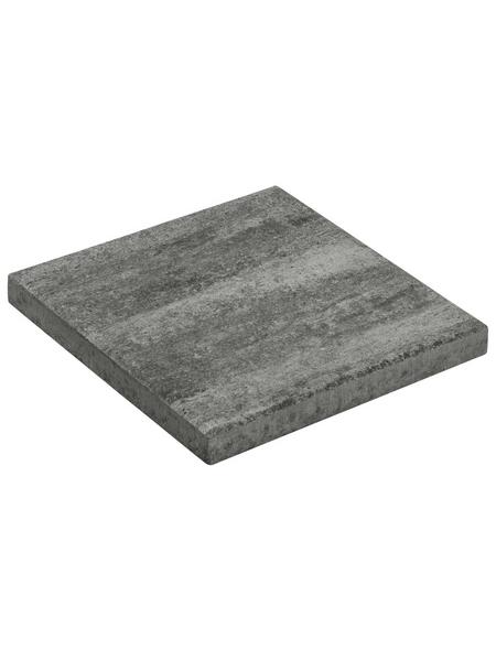 MR. GARDENER Terrassenplatte »Rabanos«, aus Beton, Kanten: gefast