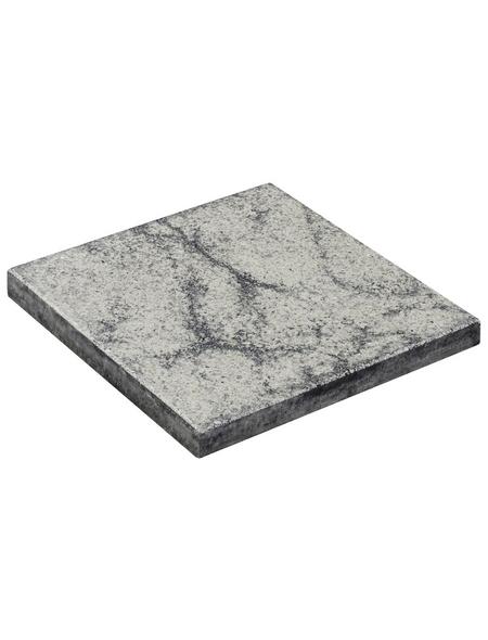 MR. GARDENER Terrassenplatte »Sabanas«, aus Beton, Kanten: gefast