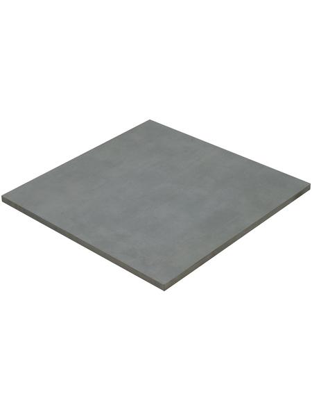 MR. GARDENER Terrassenplatte »Streetline«, aus Keramik, glasiert, Kanten: rektifiziert