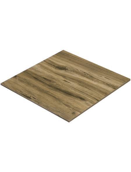 MR. GARDENER Terrassenplatte »Strobus«, aus Keramik, glasiert, Kanten: rektifiziert