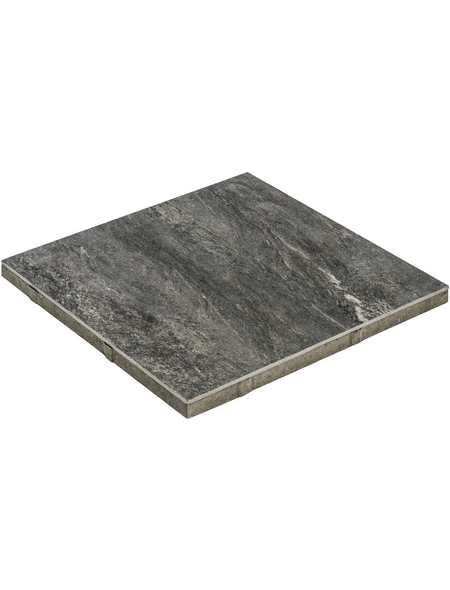 MR. GARDENER Terrassenplatte »Tolisso«, aus Beton, Kanten: scharfkantig