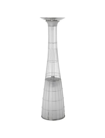 ACTIVA Terrassenstrahler »Dolce Vita«, Edelstahl, 12000 W