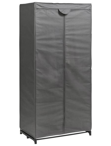 ZELLER Textilschrank, BxH: 75 x 160 cm