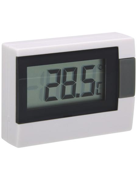 tfa® Thermometer digital Kunststoff 5,4 x 3,9 x 1,6 cm