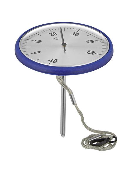 MR. GARDENER Thermometer Edelstahl