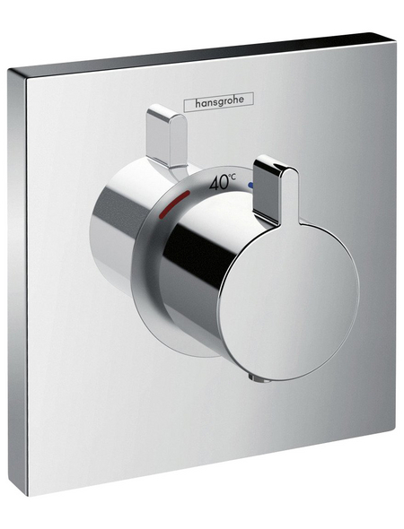 HANSGROHE Thermostat »ShowerSelect«, Breite: 156 mm, Metall