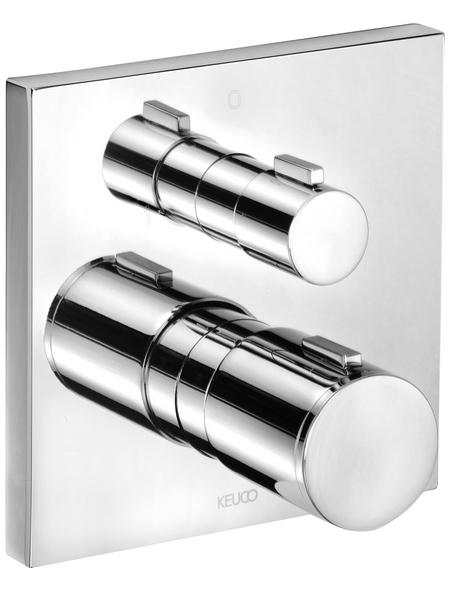 KEUCO Thermostatbatterie »Edition 11«, verchromt