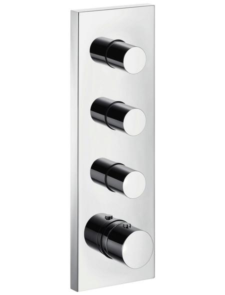 HANSGROHE Thermostatmodul, Breite: 121 mm, Metall/Kunststoff