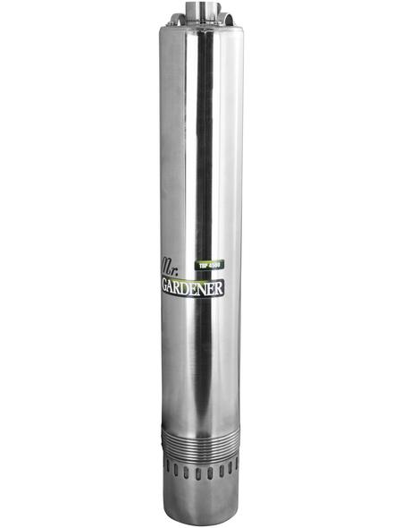 MR. GARDENER Tiefbrunnenpumpe »TBP 4500«, 900 W, Fördermenge: 4.500 l/h