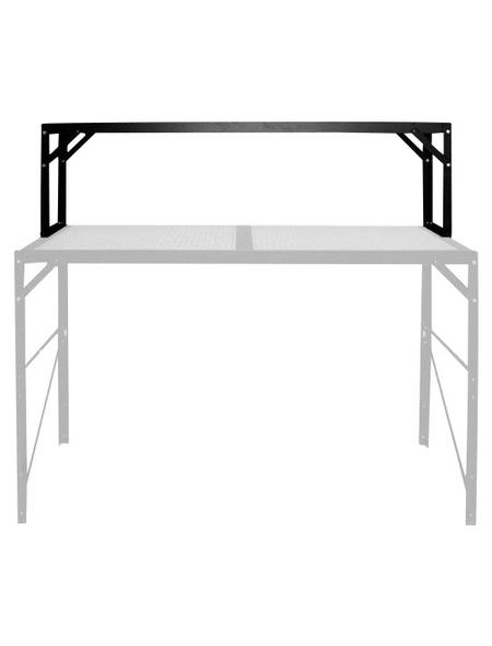 VITAVIA Tischaufsatz, BxLxH: 28 x 121 x 39 cm, Aluminium/polycarbonat_pc