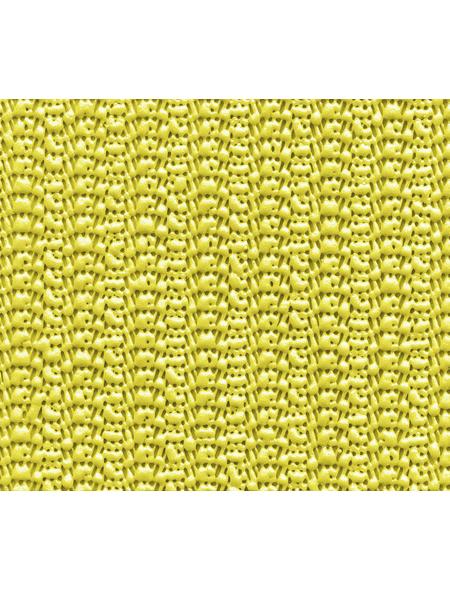 Tischdecke, BxL: 130 x 160 cm, Uni, gelb