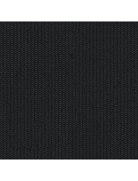 Tischdecke, BxL: 130 x 160 cm, Uni, schwarz