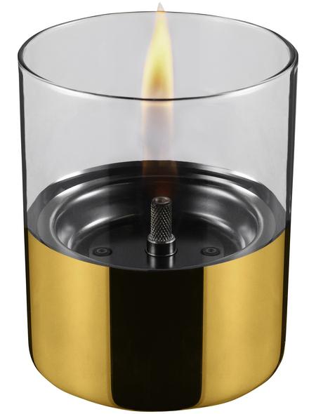 TENDERFLAME Tischfeuer »LILLY«, Format: 12cm x 10cm x 10cm (H x B x T)