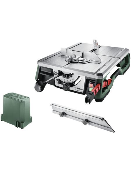 BOSCH HOME & GARDEN Tischkreissäge »AdvancedTableCut 52«, 550 W, Ø-Sägeblatt: 52 mm