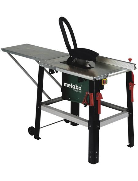 METABO Tischkreissäge »TKHS 315 C - 2,8 DNB«, 2800 W, Ø-Sägeblatt: 315 mm