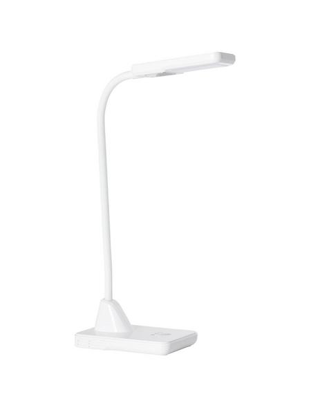BRILLIANT Tischleuchte 5  W, weiß, Höhe: 36,00  cm