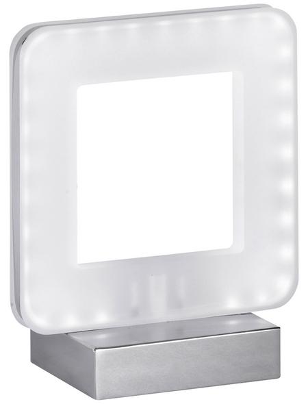 wofi® Tischleuchte, 5,2  W, chromfarben, Höhe: 17,5  cm