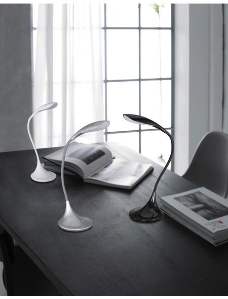 wofi® Tischleuchte, 5,5  W, schwarz, Höhe: 37,5  cm