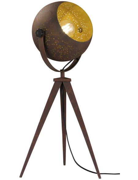wofi® Tischleuchte »Avila«, H: 56 cm, E27 , ohne Leuchtmittel in