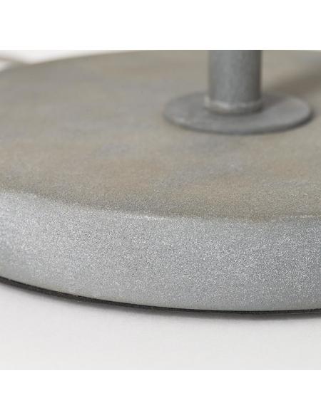 BRILLIANT Tischleuchte betonfarben mit 60 W, H: 45,00 cm, E27 ohne Leuchtmittel