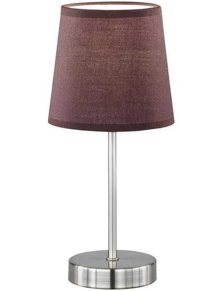 wofi® Tischleuchte »Cesena«, H: 32 cm, E14 , ohne Leuchtmittel in