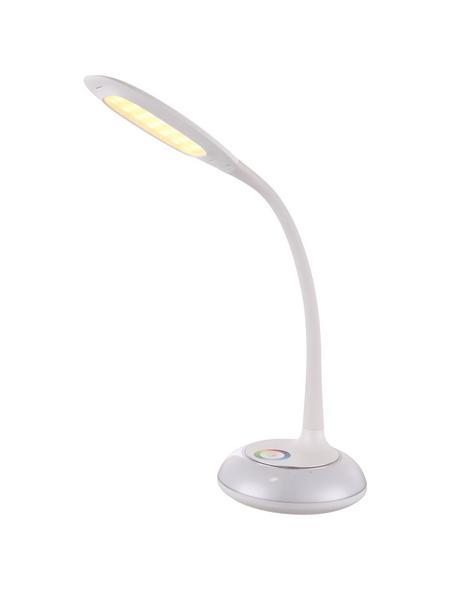 GLOBO LIGHTING Tischleuchte »DRINA« Weiß mit 6 W, H: 60 cm, LED inkl. Leuchtmittel