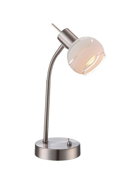 GLOBO LIGHTING Tischleuchte »ELLIOTT«, H: 34 cm, E14 LED , inkl. Leuchtmittel in