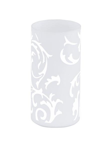 EGLO Tischleuchte »GEO« Weiß mit 60 W, H: 20 cm, E14 ohne Leuchtmittel