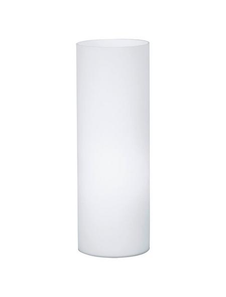 EGLO Tischleuchte »GEO« Weiß mit 60 W, H: 35 cm, E27 ohne Leuchtmittel