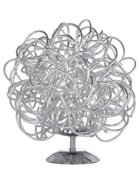 wofi® Tischleuchte, H: 27 cm, Fest verbaut , inkl. Leuchtmittel in warmweiß