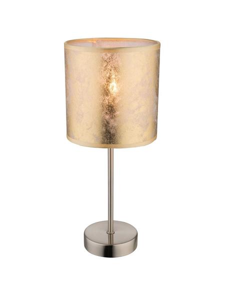 GLOBO LIGHTING Tischleuchte, H: 35 cm, E14 , inkl. Leuchtmittel in