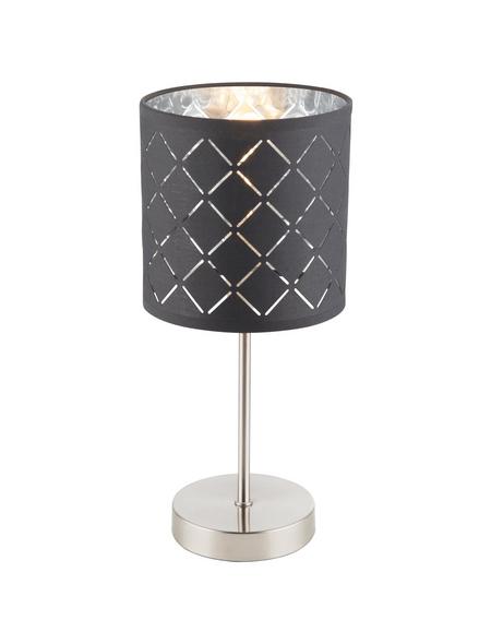 GLOBO LIGHTING Tischleuchte, H: 35 cm, E14 , ohne Leuchtmittel in