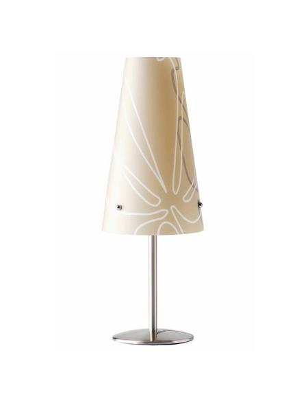 BRILLIANT Tischleuchte »Isi« braun mit 40 W, Schirm-Ø x H: 13 x 36 cm, E14 ohne Leuchtmittel