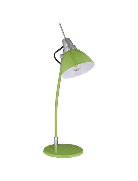 BRILLIANT Tischleuchte »Jenny« grün mit 40 W, Schirm-Ø x H: 12,7 x 43 cm, E14 ohne Leuchtmittel
