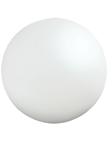 PAULMANN Tischleuchte »Kiia« opalfarben mit 40 W, H: 19,5 cm, E14 ohne Leuchtmittel