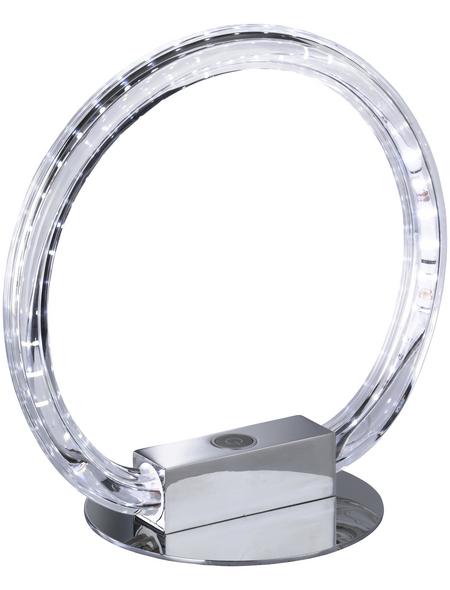 wofi® Tischleuchte »Lund«, H: 24,6 cm, Integrierte LED , inkl. Leuchtmittel in warmweiß