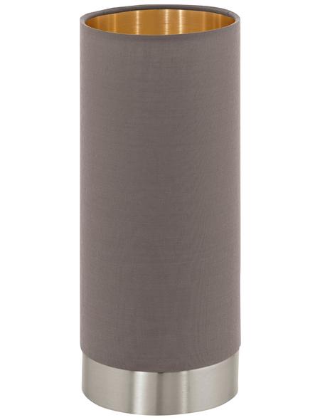 EGLO Tischleuchte »MASERLO« goldfarben/cappuccinofarben mit 40 W, H: 25,5 cm, E27 ohne Leuchtmittel