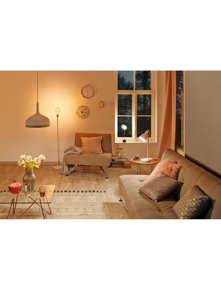 PAULMANN Tischleuchte »Neordic Moa« kupferfarben/schwarz/weiß mit 10 W, H: 40 cm, G9 ohne Leuchtmittel