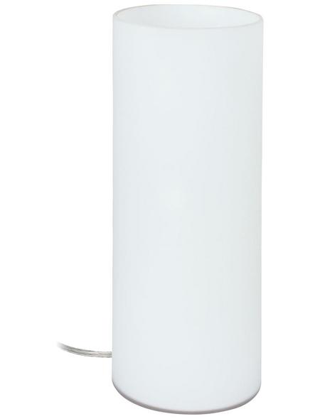 PAULMANN Tischleuchte »Noora« opalfarben mit 42 W, H: 21 cm, E14 ohne Leuchtmittel
