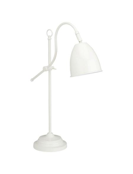 NÄVE Tischleuchte »Pastel Cap« elfenbeinfarben mit 40 W, Schirm-Ø x H: 13 x 53 cm, E14 ohne Leuchtmittel