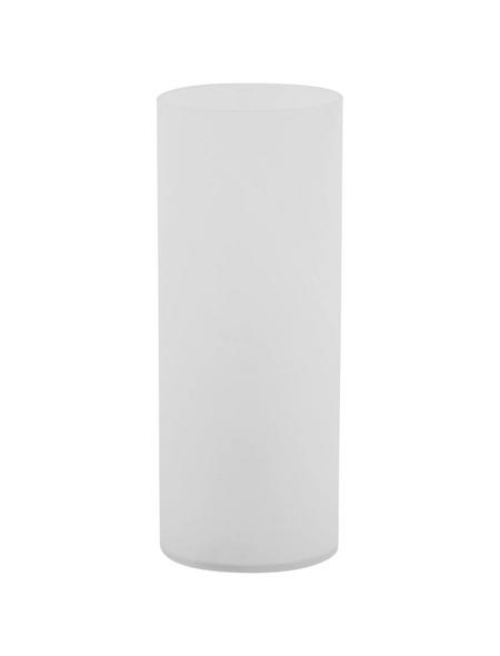 BRILLIANT Tischleuchte »ROBIN« weiß/alabasterfarben mit 60 W, H: 30 cm, E27 ohne Leuchtmittel