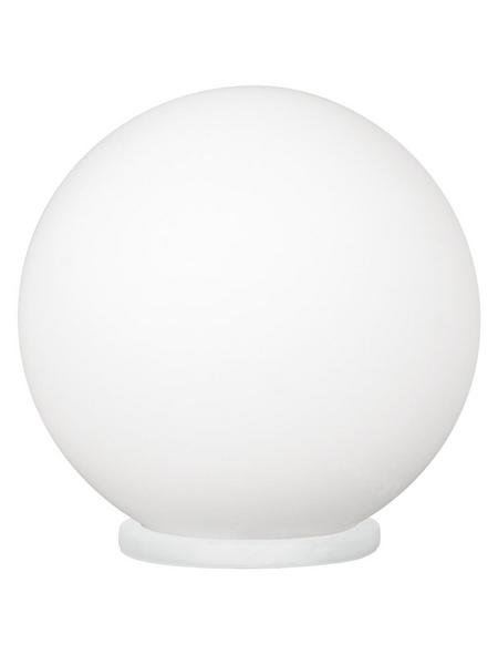 EGLO Tischleuchte »RONDO-C«, weiß, Höhe: 20 cm