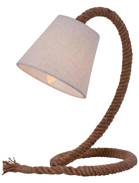 NÄVE Tischleuchte »Rope«, natur, Höhe: 38  cm