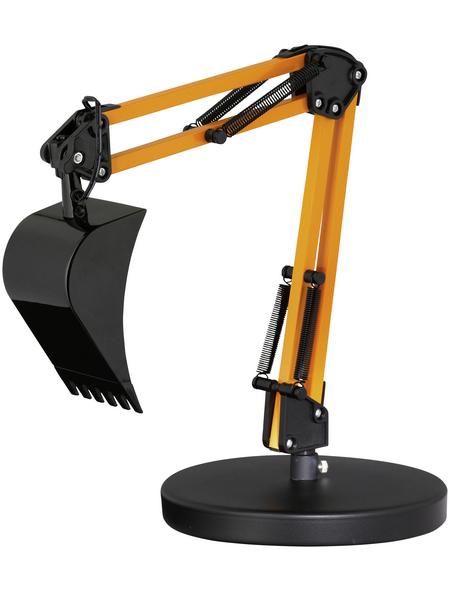 wofi® Tischleuchte »Scoop«, H: 40 cm, Fest verbaut , inkl. Leuchtmittel in warmweiß